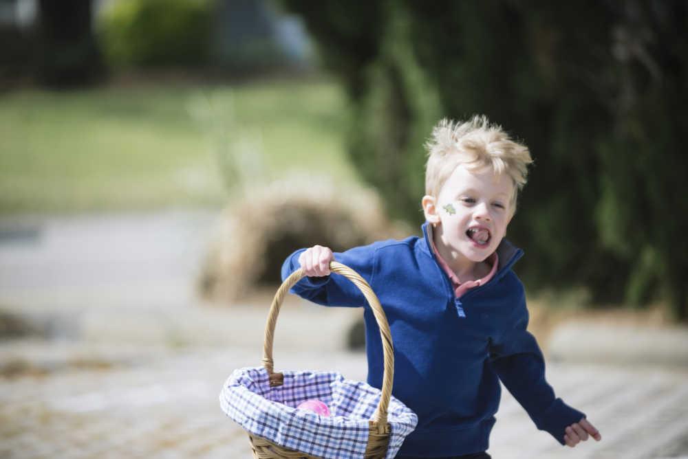 Annual Easter Eggstravaganza!